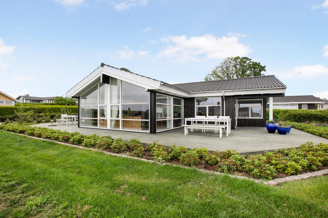nybygget hus